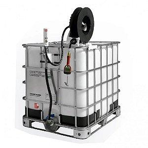 Unidade de Abastecimento Med Prog Carretel 10M Mang 1-2Pol IBC 1000LT 35LPM