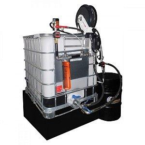Unidade de Filtragem Elétrica 220V Cap 1000L com 1 Elementos Filtrantes
