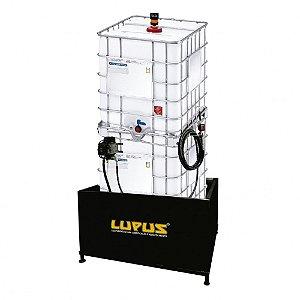 Unidade Retornável de Abastecimento Elétrica 2000L 25LPM - Sem Carretel