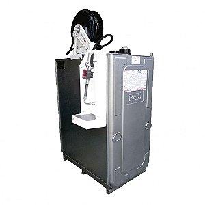 Unidade de Abastecimento Pneumática SAE 90 Cap 1000L 35LPM Com Carretel