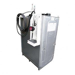 Unidade de Abastecimento Pneumática SAE 90Cap 1000L 35LPM Med Mecânico