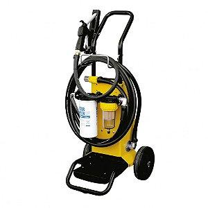 Unidade de Filtragem e Transferência 220V 25LPM com Filtro de Água