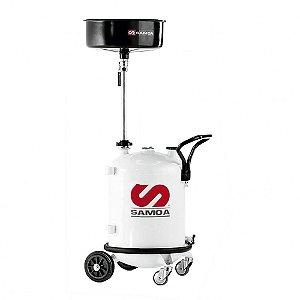Coletor Pressurizado com Capacidade de 70 Litros