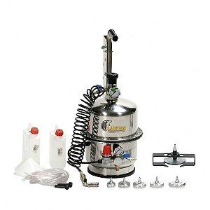 Conjunto de Sucção à Vácuo para Fluídos de Freio Capacidade 6 Litros