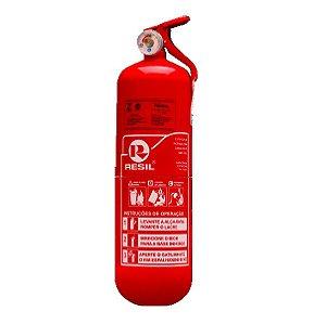 Extintor Automotivo de Pó ABC - 2 kg
