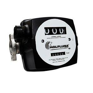 Medidor Mecânico para Diesel 3 Dígitos