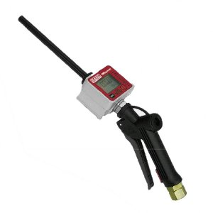 Medidor Digital com Gatilho para Diversos Fluídos 30LPM para Limpar Para-Brisas