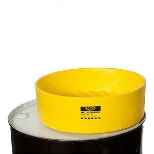 Bacia de Escoamento para Filtros - Adap.Tambor 200L