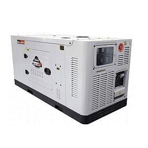 Gerador de Energia a Diesel 220V Trifásico 25 KVA - Cabinado - Ultra Silent