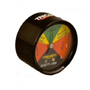 Módulo Indicador Combinado de Vácuo e Pressão Trico Vacuômetro e Manômetro