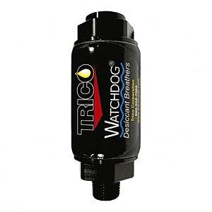 Filtro Coalescente de Vapor de Óleo para Respiros Dissecantes Trico Entrada 1-2Pol NPT-Macho