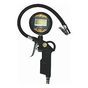 Calibrador Digital Portátil em Alumínio com Entrada 1-4Pol NPT-Macho