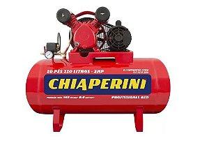 Compressor de Ar 10PCM Monofásico 110 Litros Bivolt - CHIAPERINI