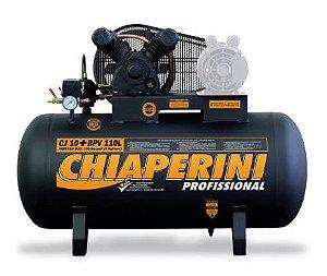 Compressor de Ar Baixa Pressão 10 Pés 110 Litros sem Motor - CHIAPERINI