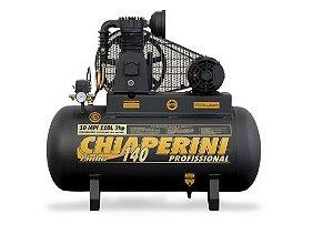 Compressor de Ar 10 PCM 2HP 110 Litros Trifásico - CHIAPERINI