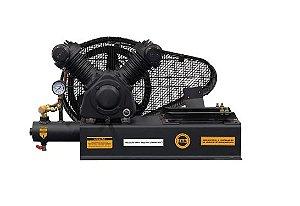 Compressor de Ar Sobre Base 10 Pés sem Motor - CHIAPERINI