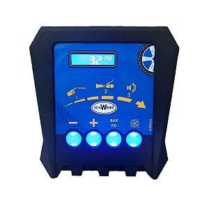 Calibrador Eletrônico de Pneus 145 psi - AIRMAX - SchWeers