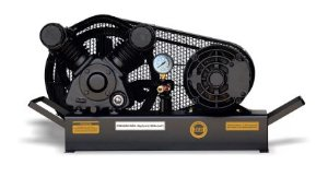 Compressor de Ar Baixa Pressão 10 Pés Sobre Base 120PSI 2HP Trifásico 220/380V - CHIAPERINI