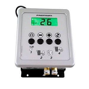 Calibrador de Pneus Eletrônico BOX M4000 - STOK AIR