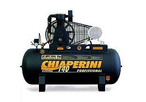 Compressor de Ar Média Pressão 20MPI 20 Pés 200L 140PSI sem Motor - CHIAPERINI