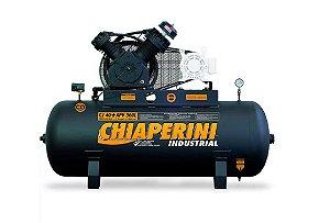 Compressor de Ar Alta Pressão Industrial CJ30 APV 40 Pés 360L 175PSI sem Motor - CHIAPERINI