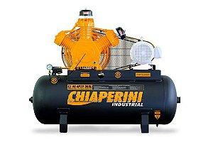 Compressor de Alta Pressão CJ40 AP3V 40 Pés 360L 175PSI sem Motor - CHIAPERINI