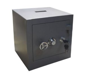 Cofre Mecânico Concretado – C40 Coletor