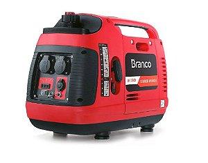 Gerador de Energia à Gasolina Inverter 110V  4T 2,0KVA com Partida Manual