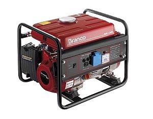 Gerador a Gasolina 1,3Kva B4T 1300 - BRANCO-903132
