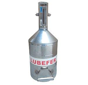 Aferidor de Combustível em Inox 20 Litros - Lubefer