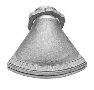 Espargidor Bico de Pato em Alumínio Fundido Linha Combate à Incêndio