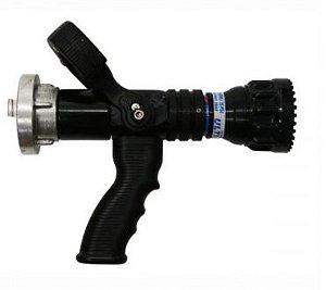 Esguicho Automático de Combate a Incêndio lcance 30M E.M. 1.1/2 pol Vazão 400 L/min.
