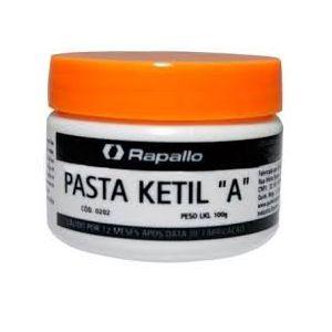 Pasta Ketil A para identificação de Água