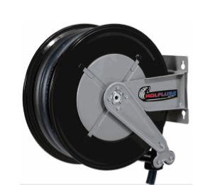Carretel automatico base simples para arla 32- cap - 10m mang 3-4 pol