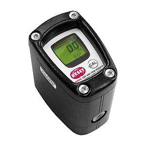 Medidor Digital De Linha - Para Óleo Lubrificante - Vazão 2.5 Lpm - PIUSI