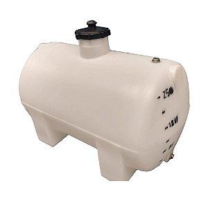 Tanque Cilindrico Horizontal 1000 litros - Polietileno