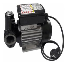 Bomba eletrica 220v para transferencia de oleo diesel - 60lpm