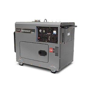 Gerador a Diesel 4T 6 Kva 110/ 220V Mono c/partida Elétrica