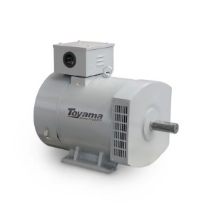 Alternador Monofásico Bivolt 5.2 kW Max115-230V-60Hz Toyama