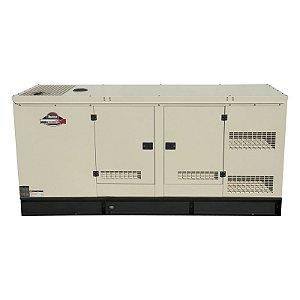Gerador de Energia à Diesel 125 KVA Trifásico 220V Cabinado