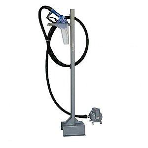 Unidade de Transferência Pneumática à Granel 50LPM com Bico Automático