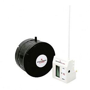 Sensor Ultrassônico de Nível e Alarme Kingspan 2Pol com 200M de Visão