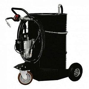 Unidade Movel Eletrica 220V com Medidor Digital - Com Carrinho Lupus