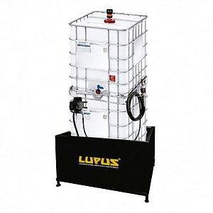 Unidade Retornável de Abastecimento Pneumática 2000L 30LPM - Com Carretel