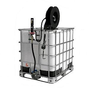 Unidade de Abastecimento Pneumática Adaptável IBC 1000L - Sem Reservatório