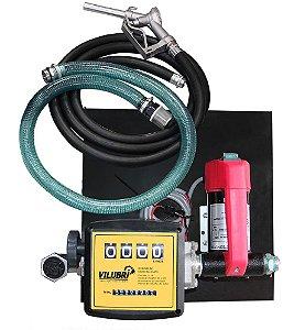 Kit de Abastecimento para Diesel à Bateria 12V 40 L/Min - Vilubri