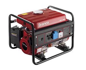 Gerador a Gasolina 1,3Kva B4T 1300 220V - BRANCO-903132