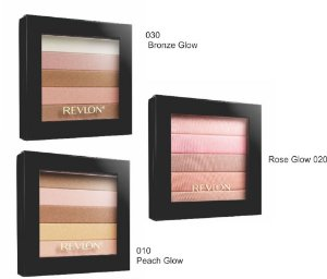 Blush / Sombra Revlon Highlight Palette Iluminador