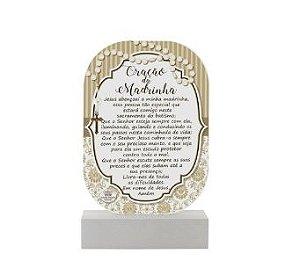 Madeirinha Bege - Oração da Madrinha