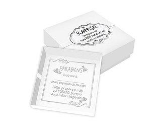 Caixa convite - Surpresa